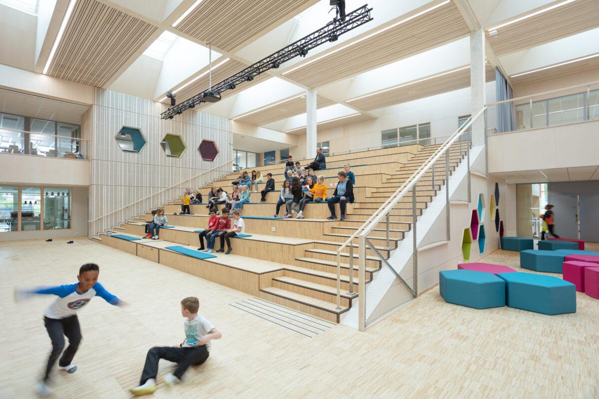 Steinkjer Skole, Årets skolebygg i Norge 2020